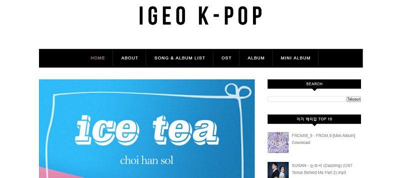 IGEO K-POP