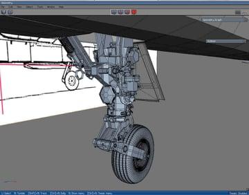 Imagen del mejor software de modelado 3D gratuito para principiantes: Wings 3D