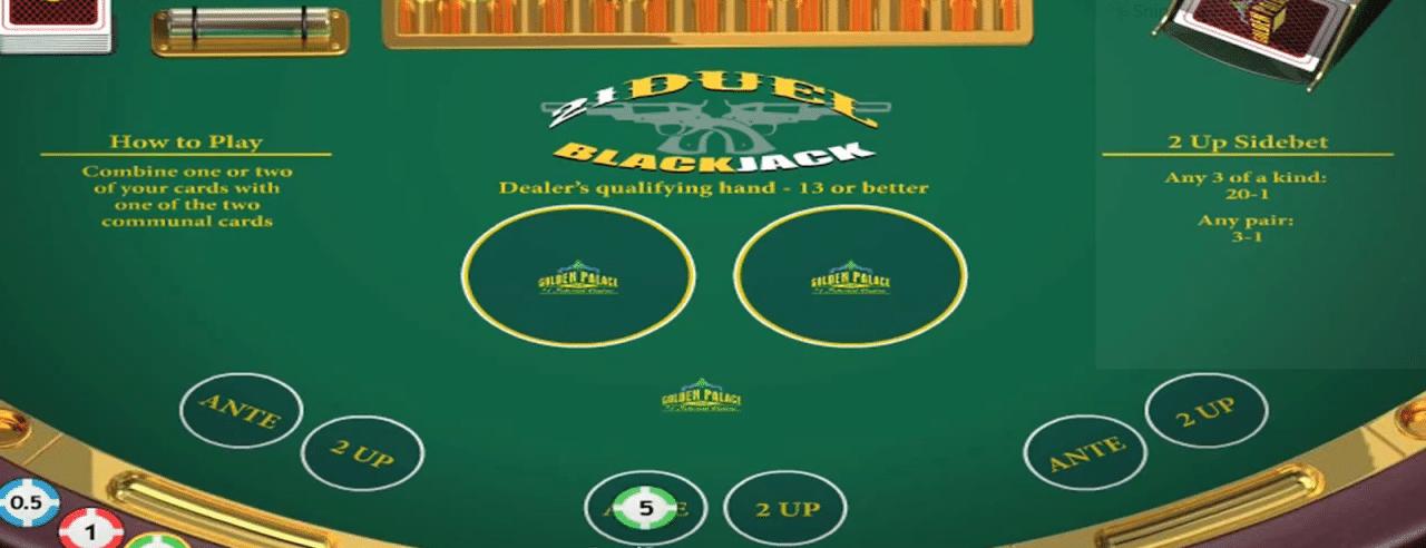 Cashino tiene un gran juego de blackjack gratuito.