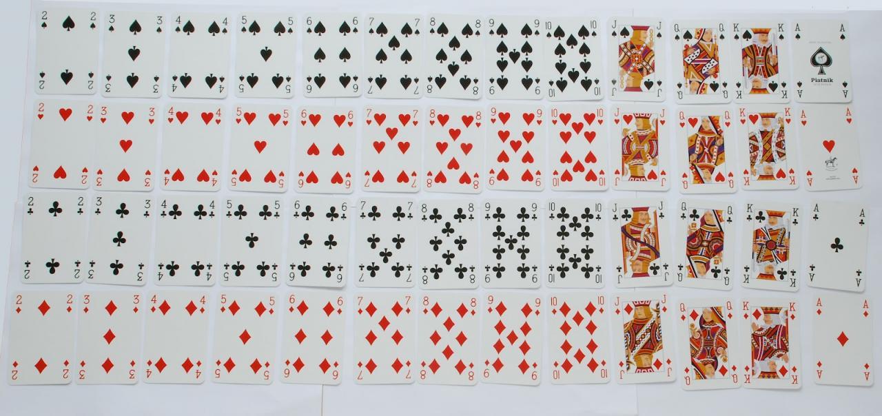 Todos los naipes tienen valor en el blackjack gratis.