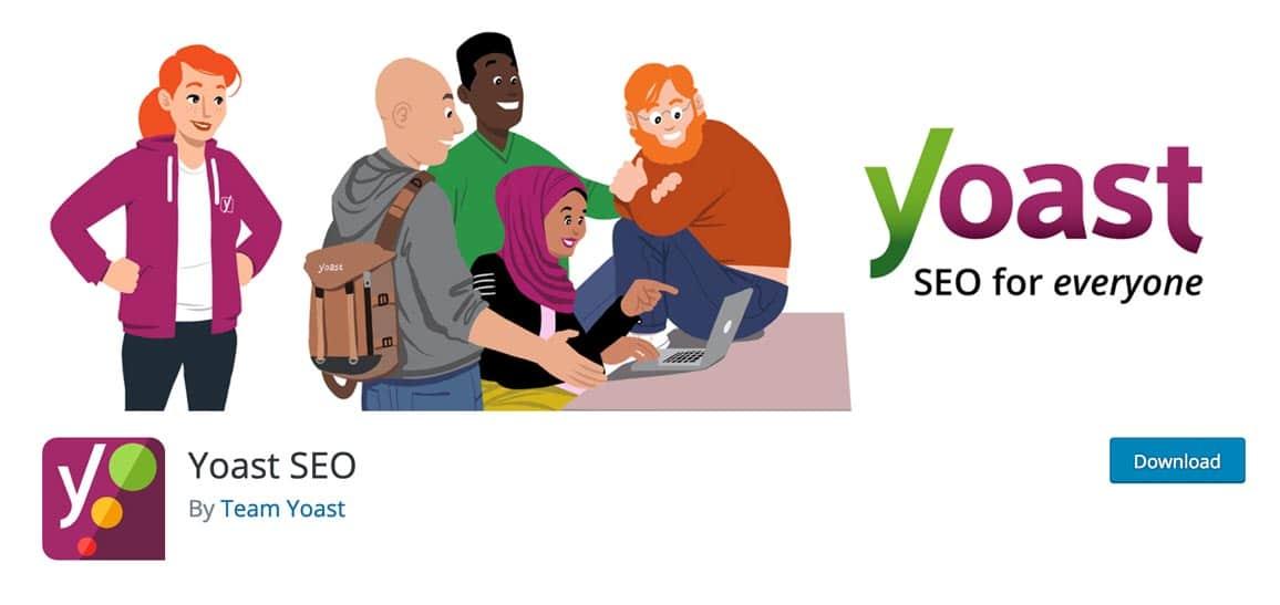 Complemento de Yoast SEO en el directorio oficial de WordPress