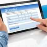 Realice encuestas en línea